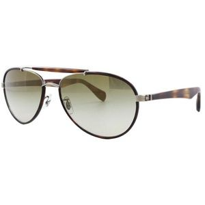 Oliver Peoples Aviator Style Bronze Mirrored Lens